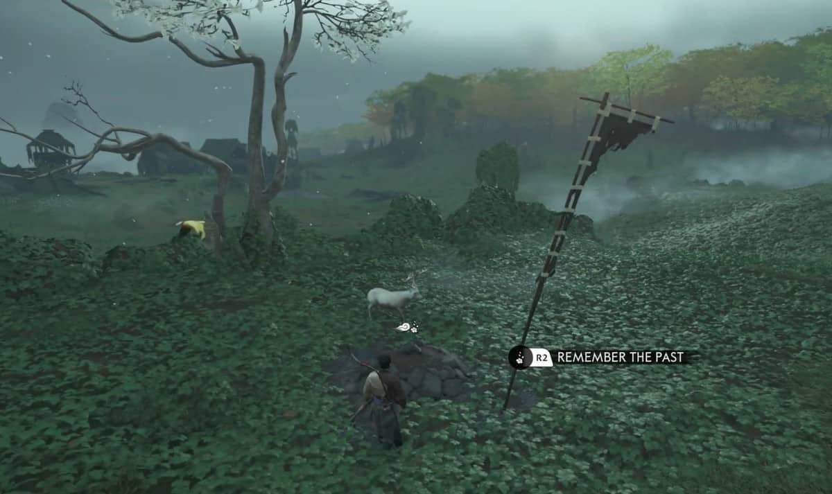 Ghost of Tsushima Iki Island Memories of Your Father Locations