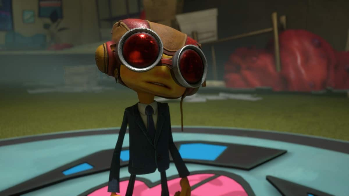 How to Fast Travel in Psychonauts 2