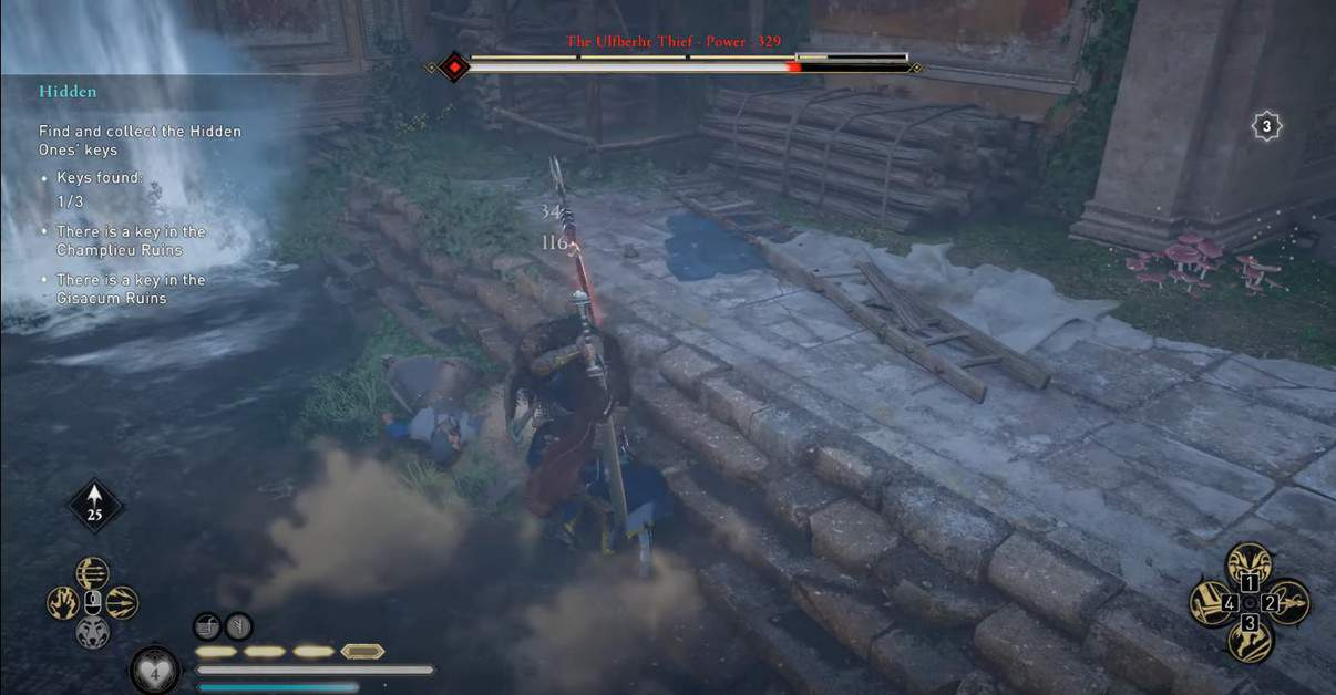 How to Get the Ulfberht Sword in Assassin's Creed Valhalla