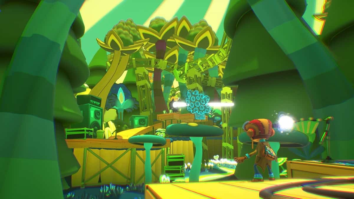 How to Heal and Get Max Health in Psychonauts 2