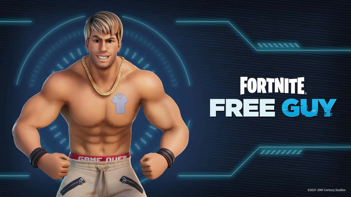 How to Unlock the Free Guy Emote in Fortnite