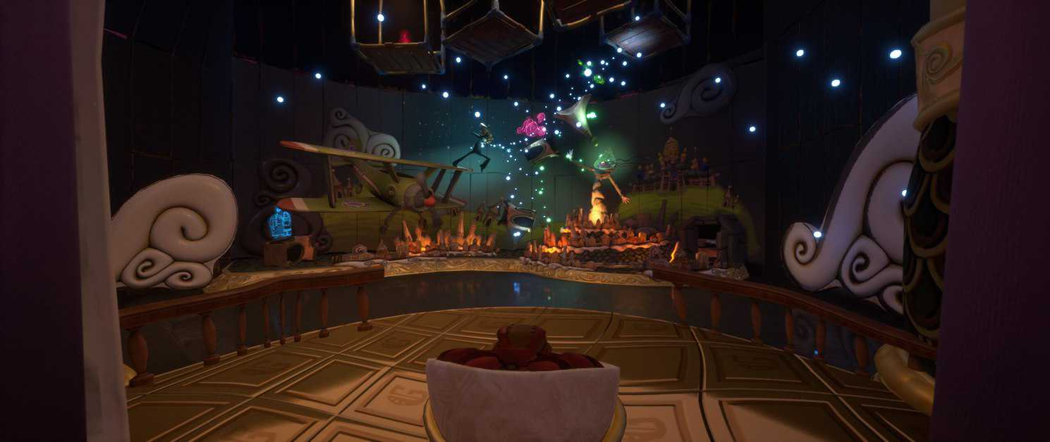 Psychonauts 2 Compton's Cookoff Collectibles Locations Guide