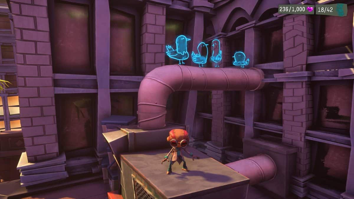Psychonauts 2 The Quarry Collectibles Locations