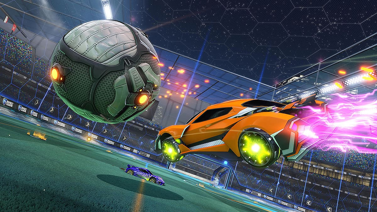 Rocket League Will Be Moving To Unreal Engine 5