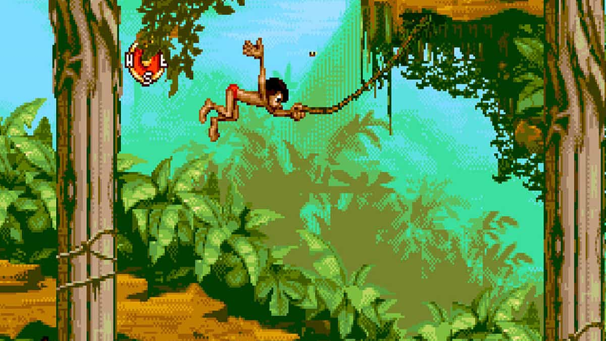 Disney Adds The Jungle Book To Its Classic Games Collection