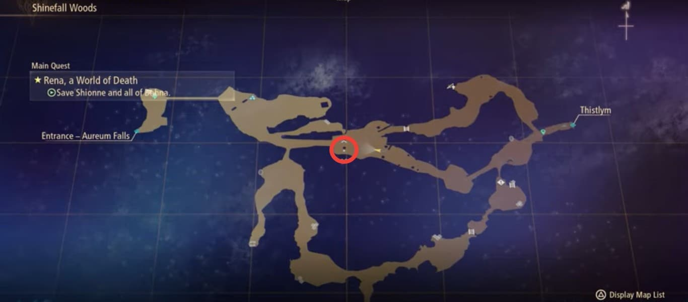 Tales of Arise Owl Location 29