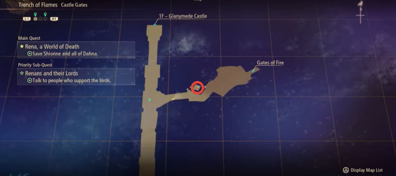 Tales of Arise Owl Location 6