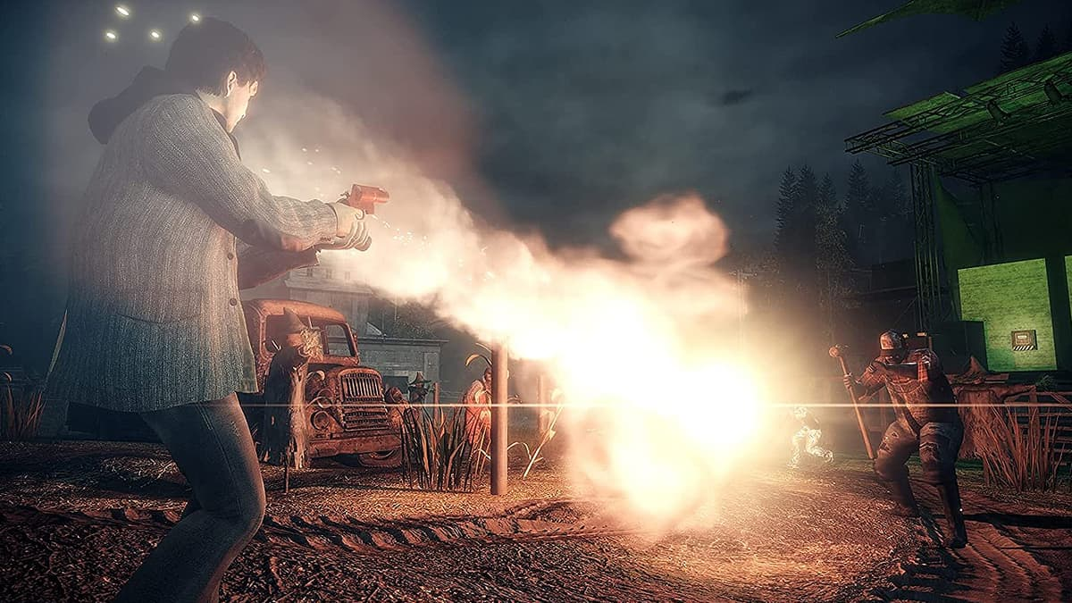 Alan Wake Remastered Might Hint The Remedy Connected Universe