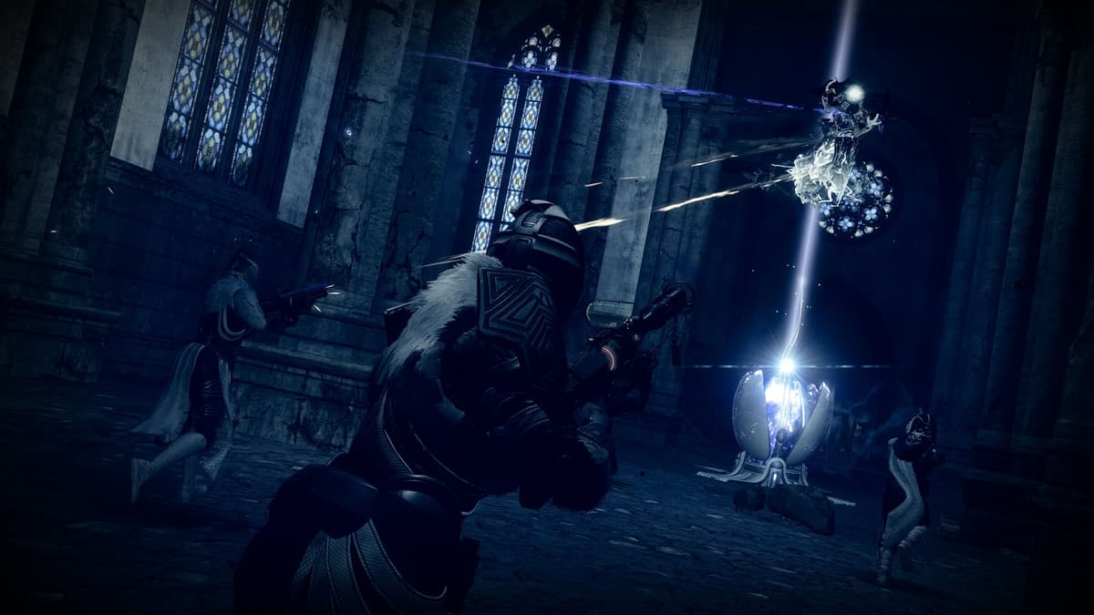 Destiny 2 Forest of Echoes Enigmatic Mysteries