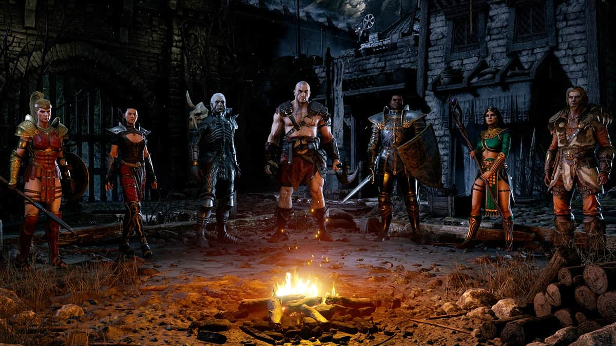 Diablo 2: Resurrected Launch Marred By Progression Loss And Crashes