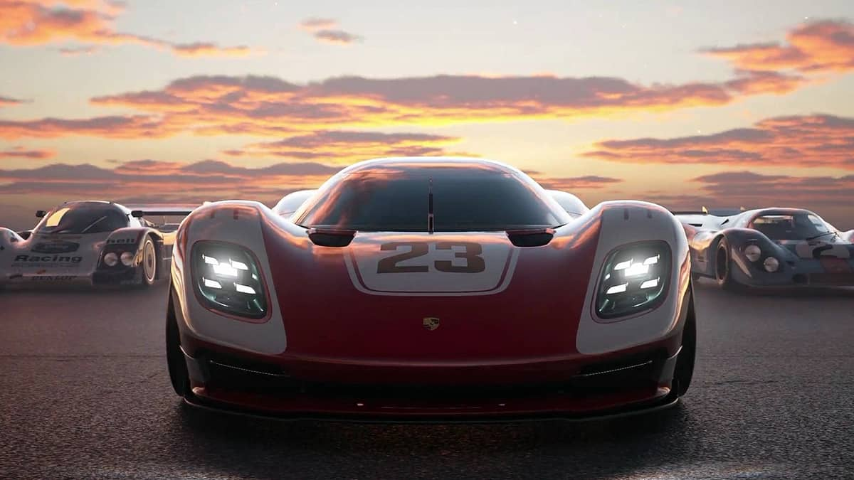 Gran Turismo 7's Real-Time Weather Affects Air And Road Surface Temps