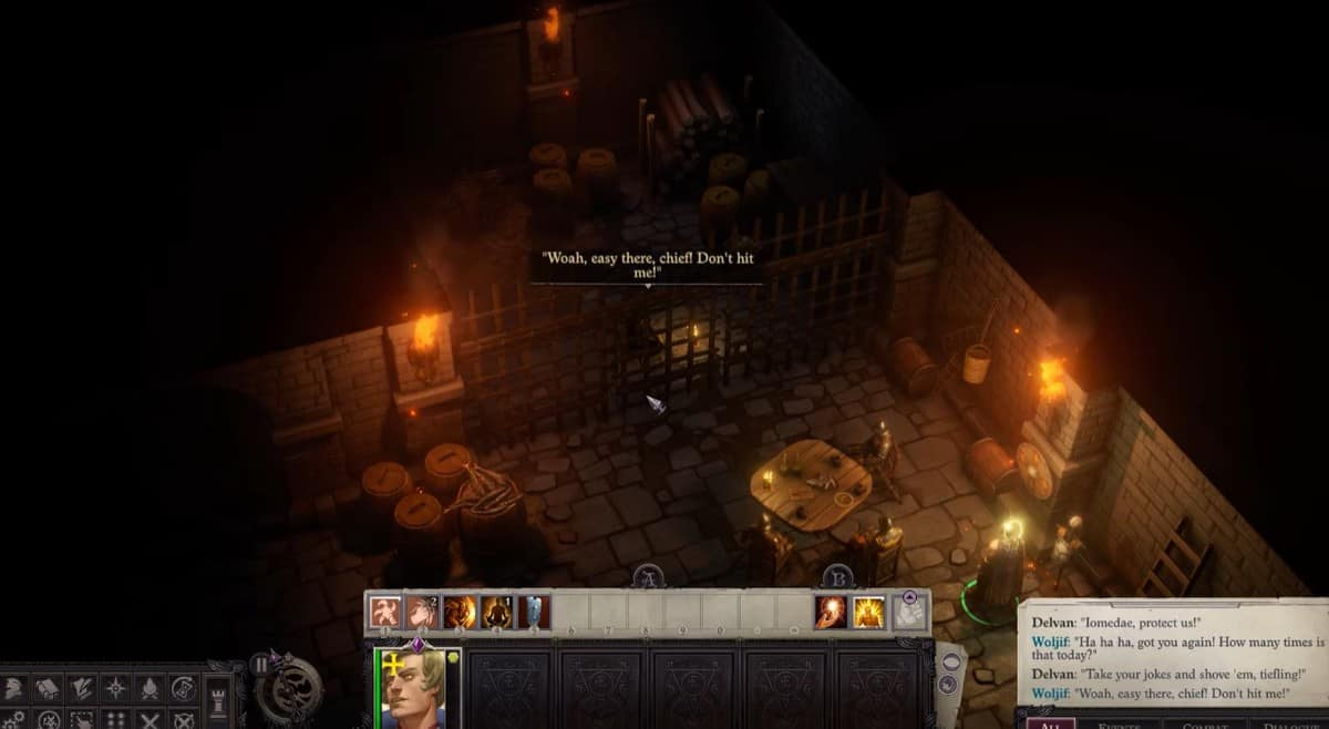 How to Get Finnean Living Weapon in Pathfinder: Wrath of the Righteous