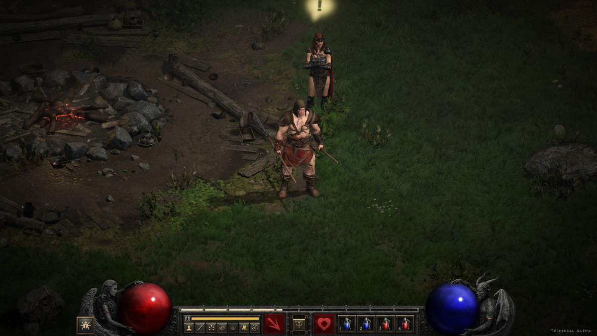 How to Play Barbarian in Diablo 2 Resurrected