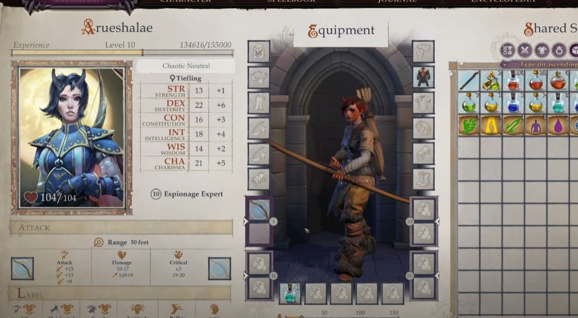 How to Recruit Arueshalae in Pathfinder Wrath of the Righteous