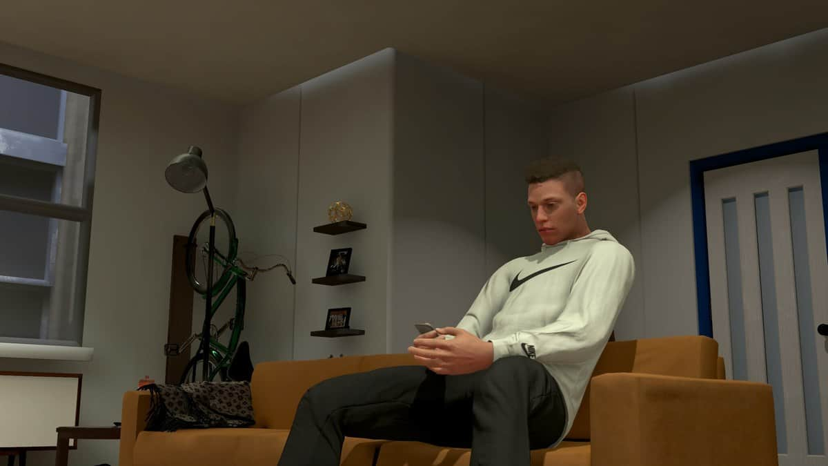 How to Scan Your Face in NBA 2K22