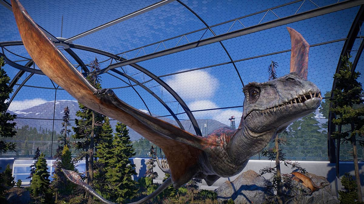 """Jurassic World Evolution 2 Will Be All About """"Calamity Management"""""""