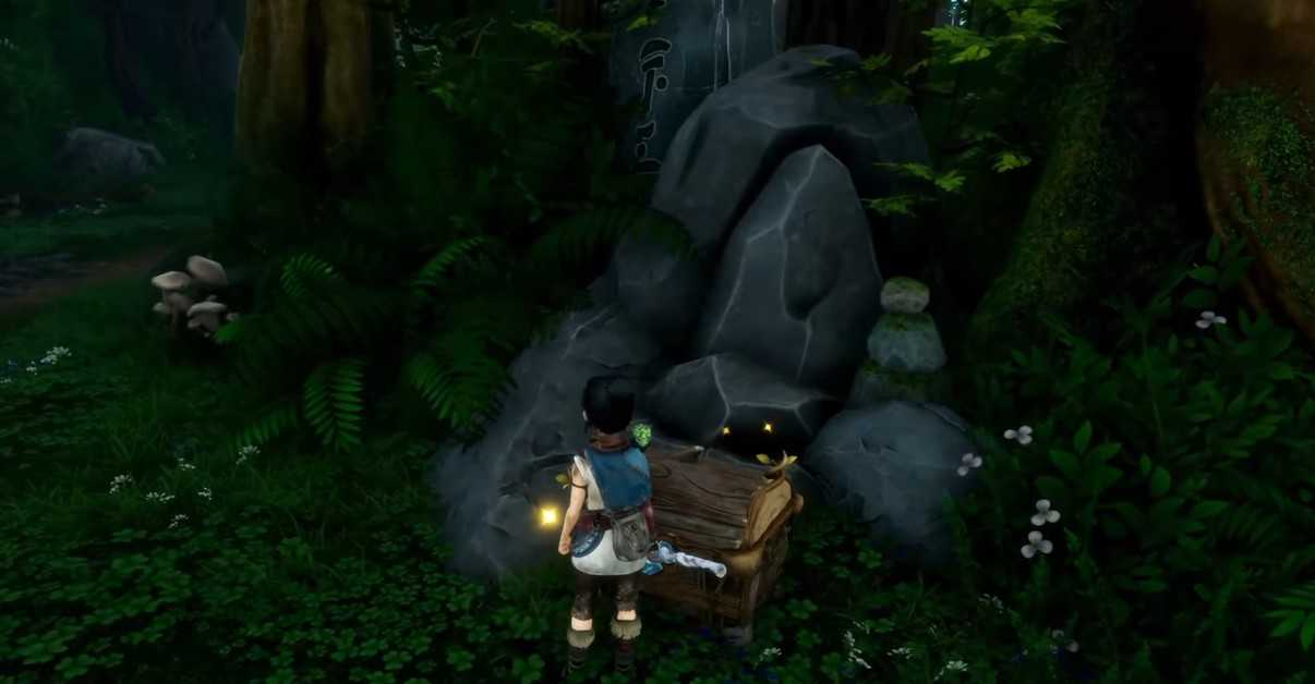 Kena Bridge of Spirits Forgotten Forest Collectibles Locations