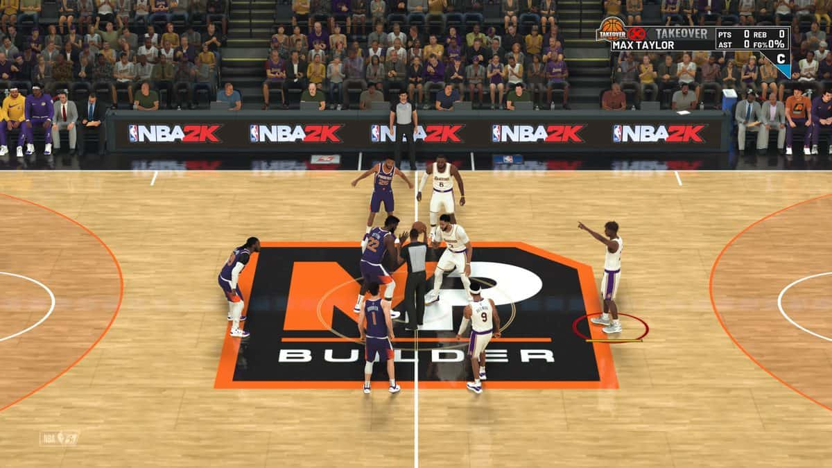 NBA 2K22 Best Young Stars