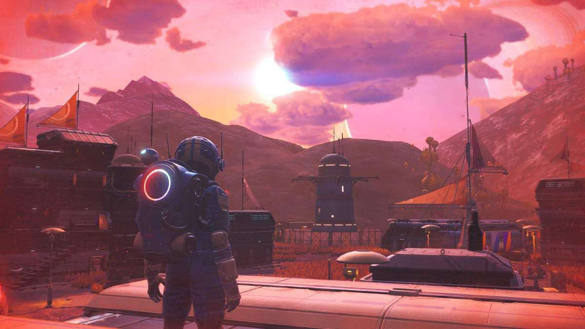 No Man's Sky Frontiers Settlements Guide