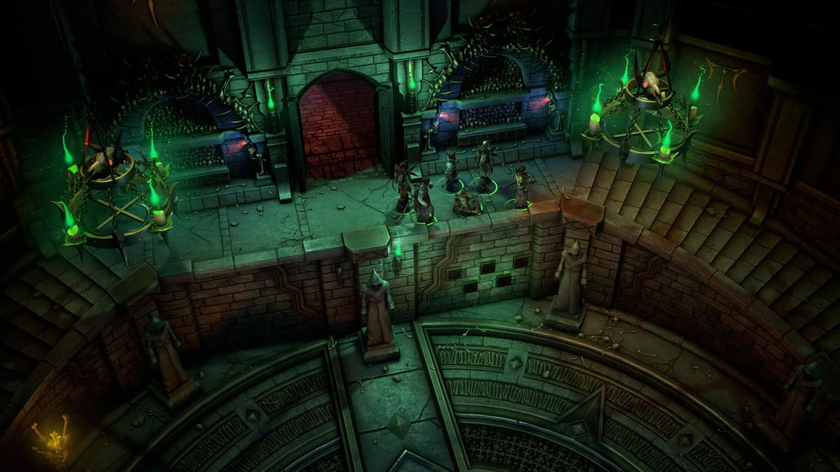 Pathfinder: Wrath of the Righteous Abyss Bridge Puzzles Solutions