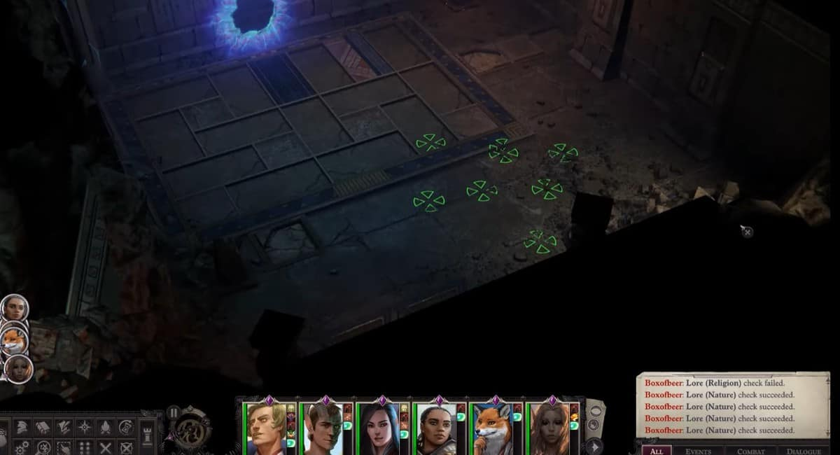 Pathfinder: Wrath of the Righteous Core of the Riddle Puzzle Guide