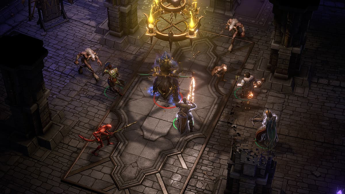 Pathfinder: Wrath Of The Righteous Interview – PS5/XSX Updates, Nintendo Switch Release, New Project