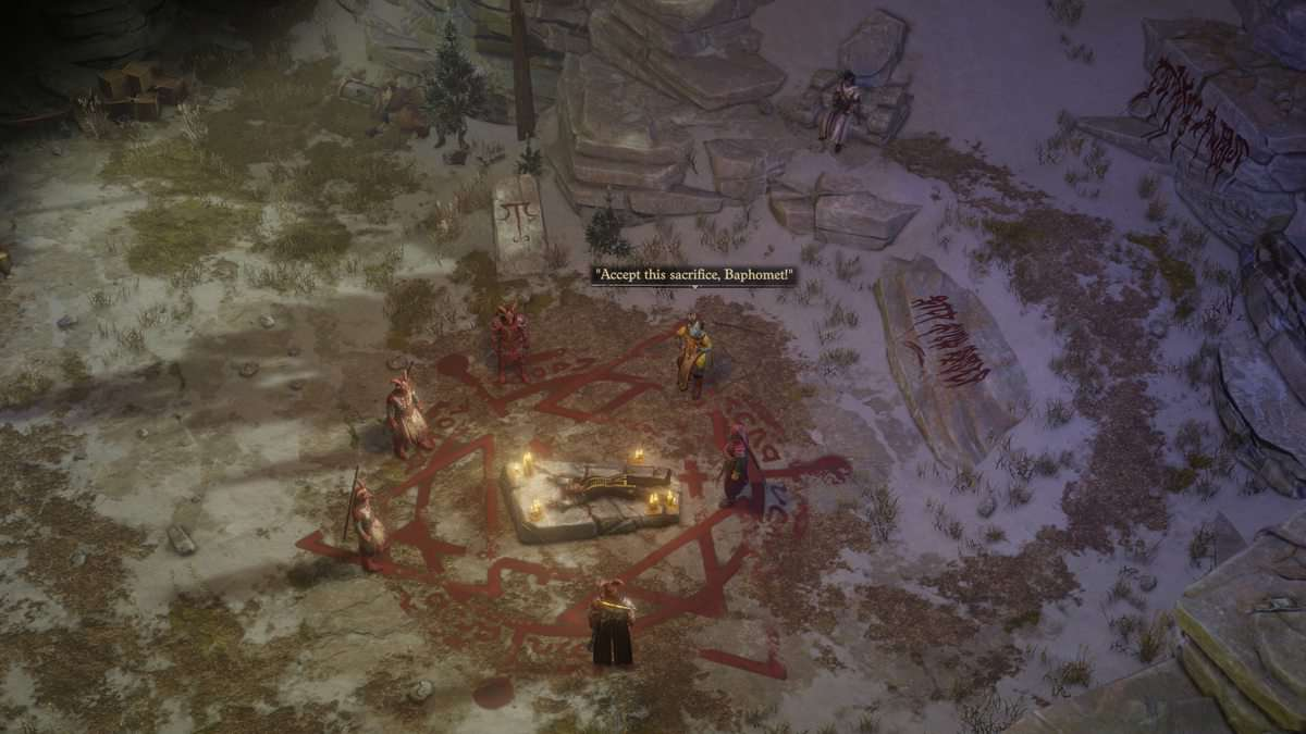 Pathfinder: Wrath of the Righteous Spies Amidst Our Ranks Walkthrough