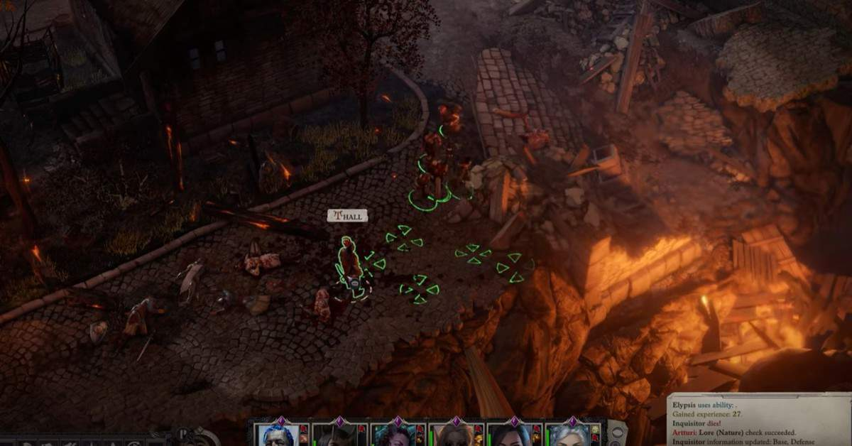 Pathfinder: Wrath of the Righteous Thall Location Guide