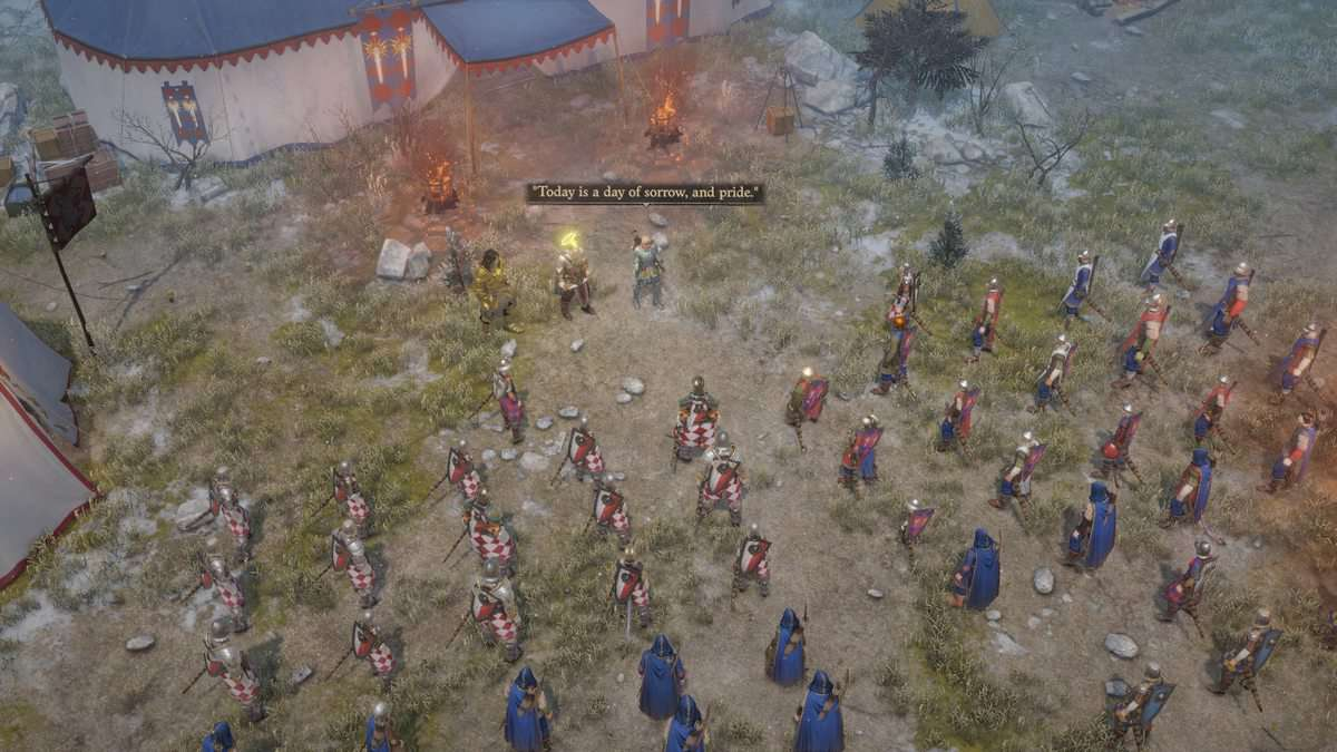 Pathfinder: Wrath of the Righteous The Outcast Walkthrough