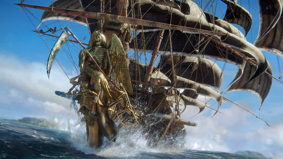 """Skull And Bones Leaks Ship Upgrades And Customizations, Nowhere """"Near Completion"""""""