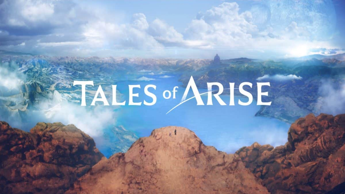Tales of Arise Characters