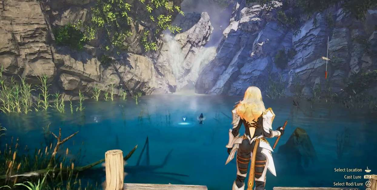 Tales of Arise Fishing Locations