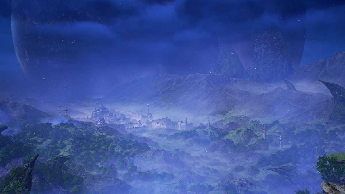 Tales of Arise Valley of the Four Winds Walkthrough