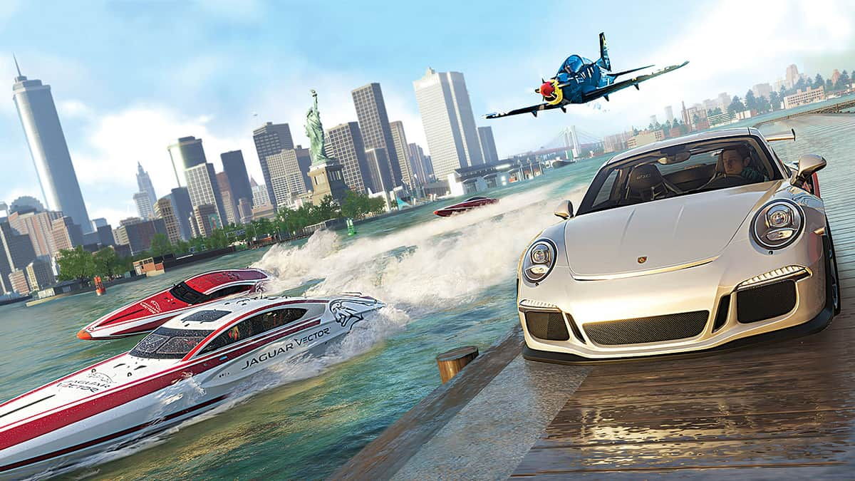 The Crew: Orlando Leaked, Could Feature Battle Royale
