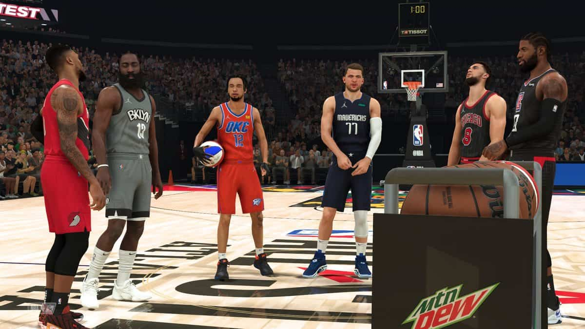Which Agent to Choose in NBA 2K22 MyCareer Mode