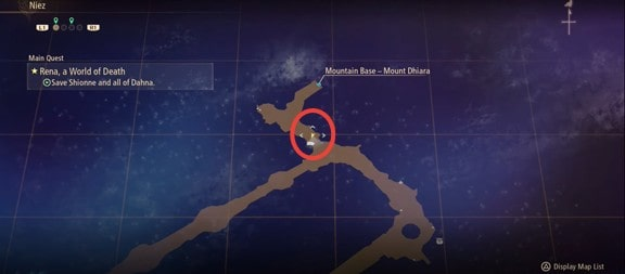 Tales of Arise Artifact location 16