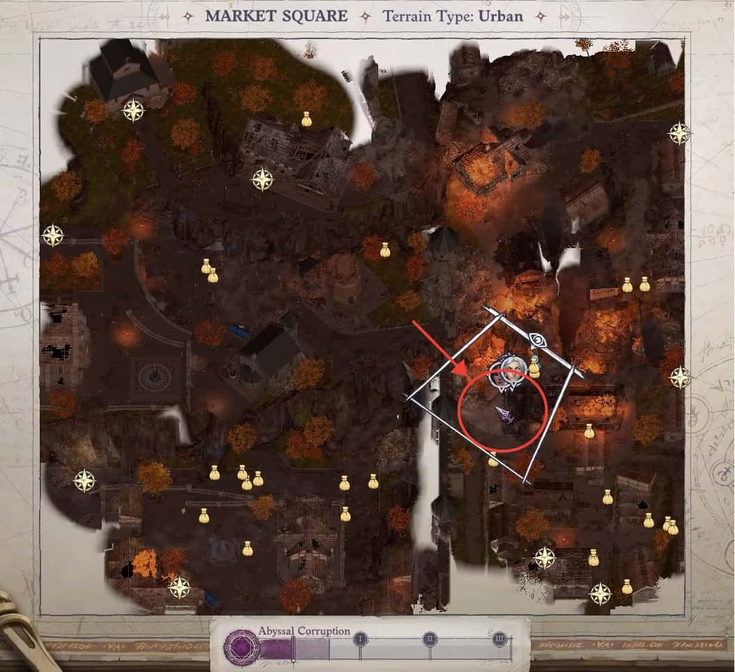 Pathfinder: Wrath of the Righteous Thall Location