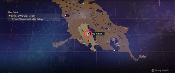 Tales of Arise Artifact location 3