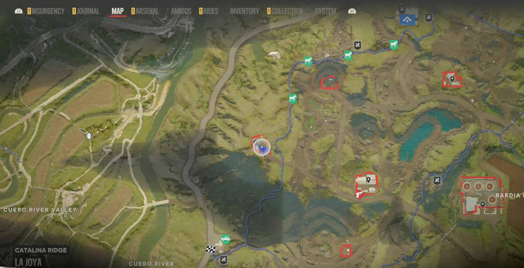 Far Cry 6 USB Song Locations