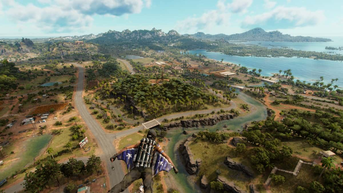 How to Get the Wingsuit in Far Cry 6