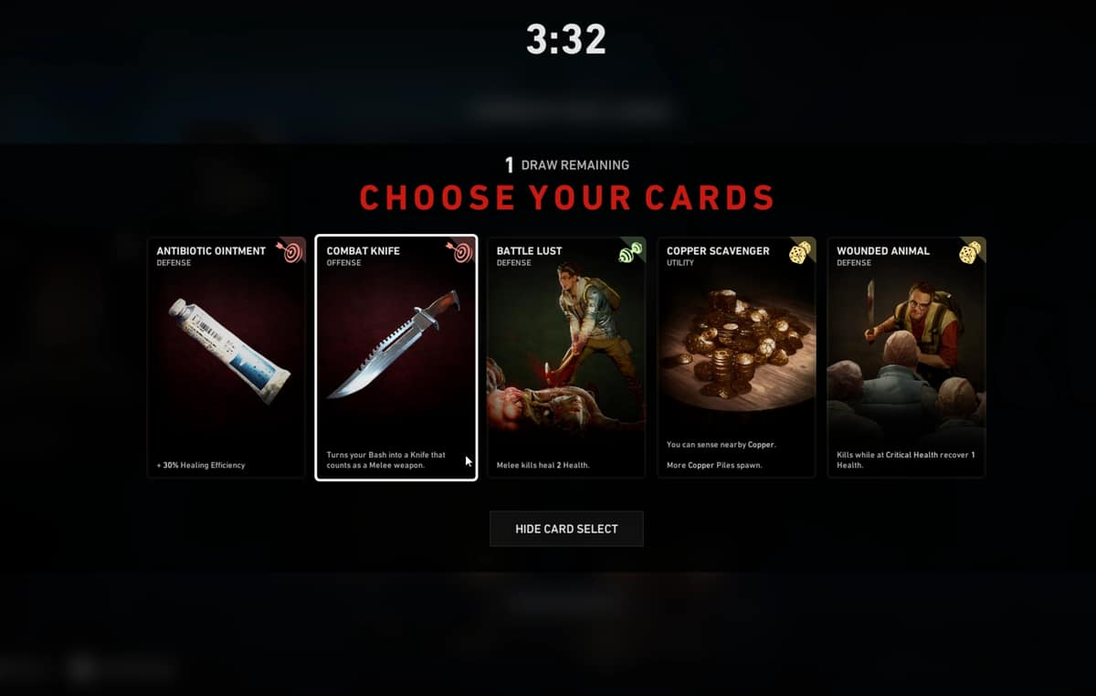 How to Get More Cards in Back 4 Blood