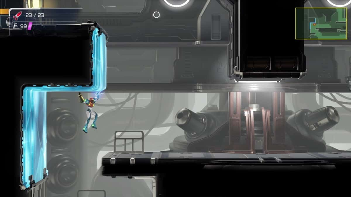How to Get Morph Ball in Metroid Dread
