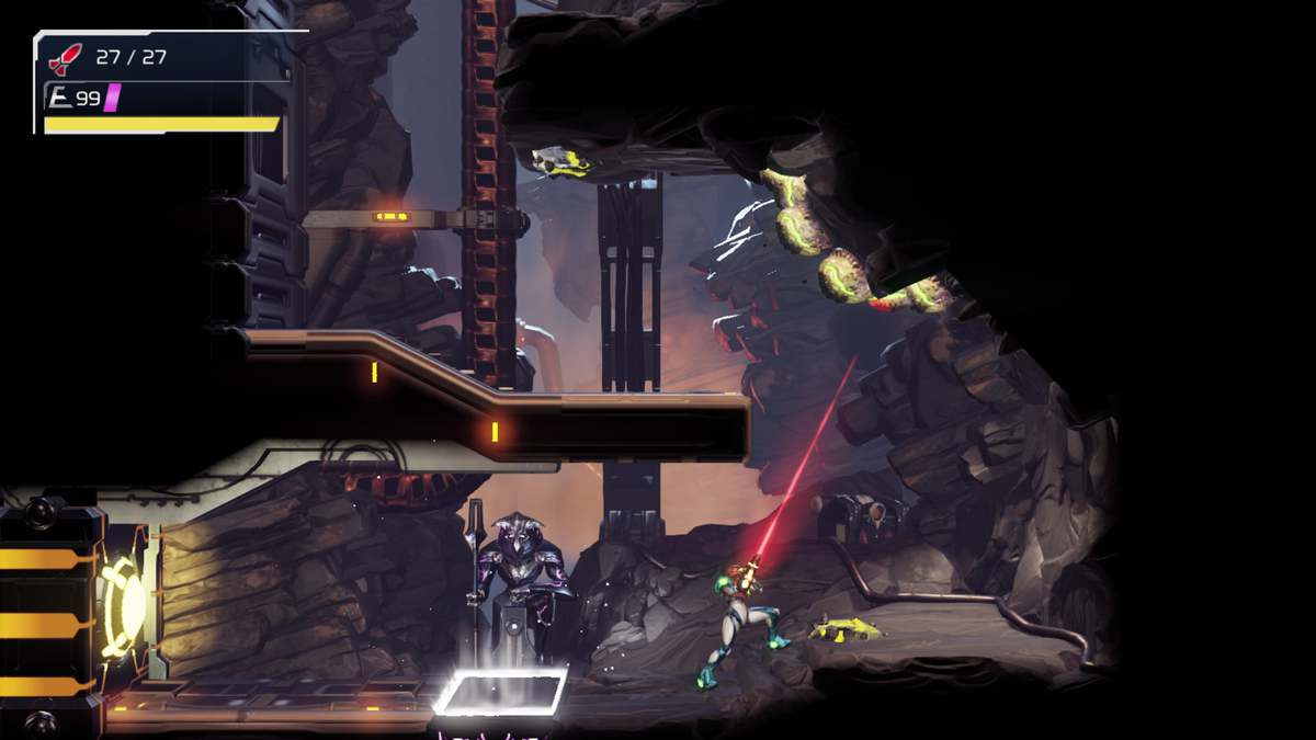How to Heal in Metroid Dread