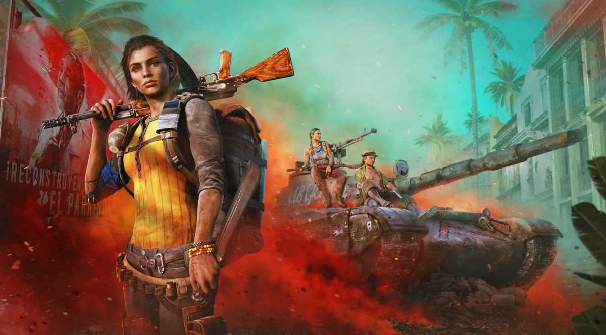 How to Play Far Cry 6 Co-op