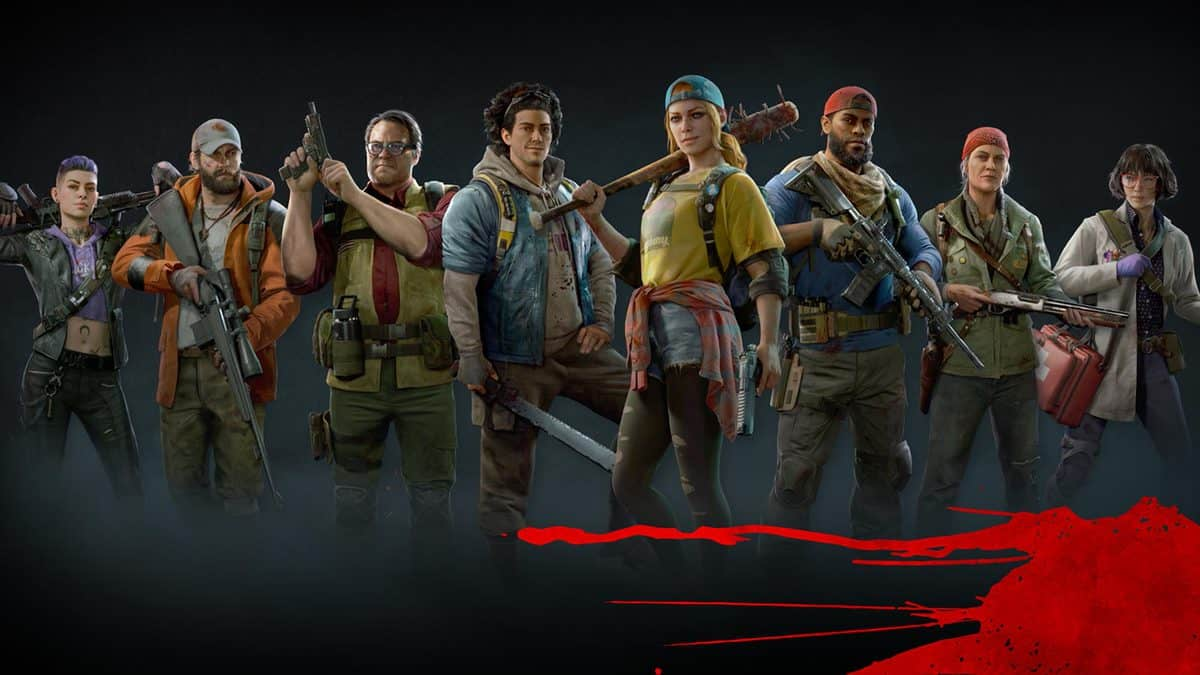 How to Unlock Characters in Back 4 Blood