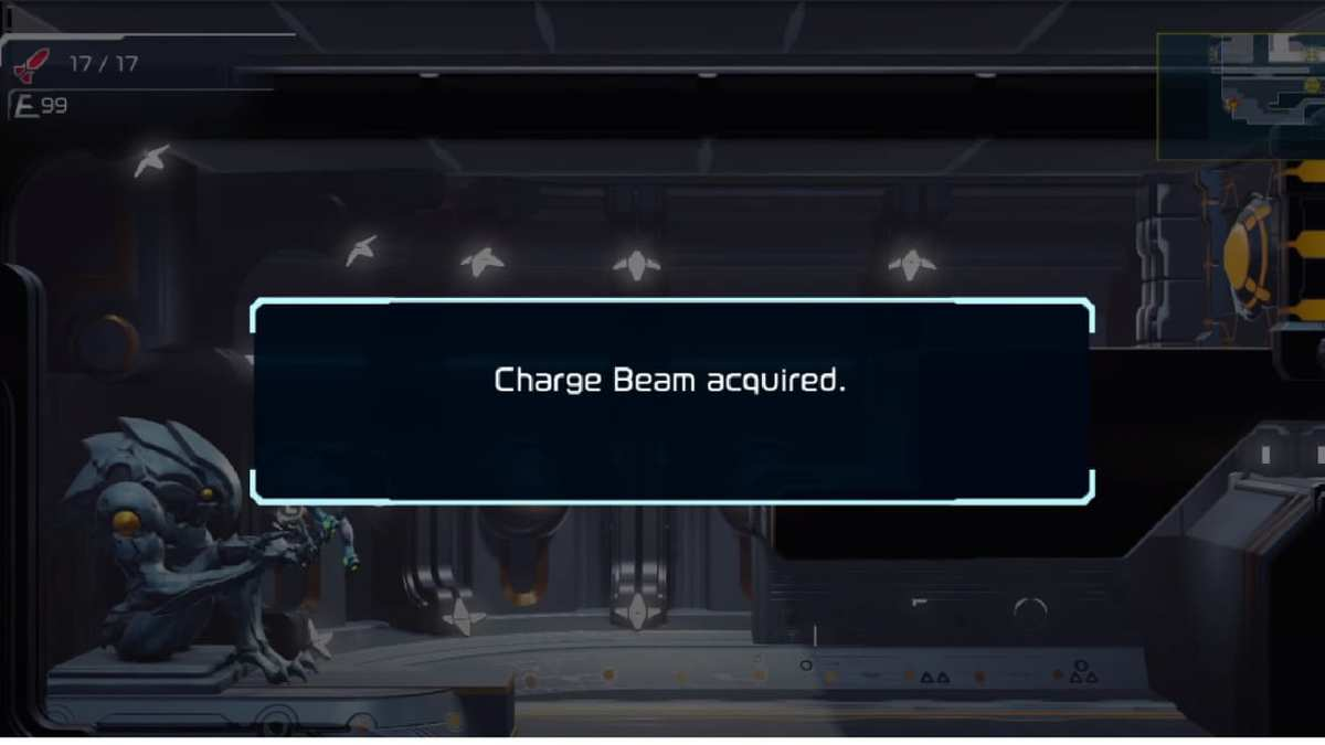 How to Unlock the Charge Beam in Metroid Dread
