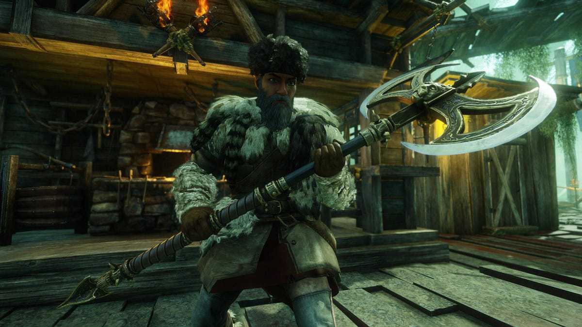 New World Best Great Axe Builds
