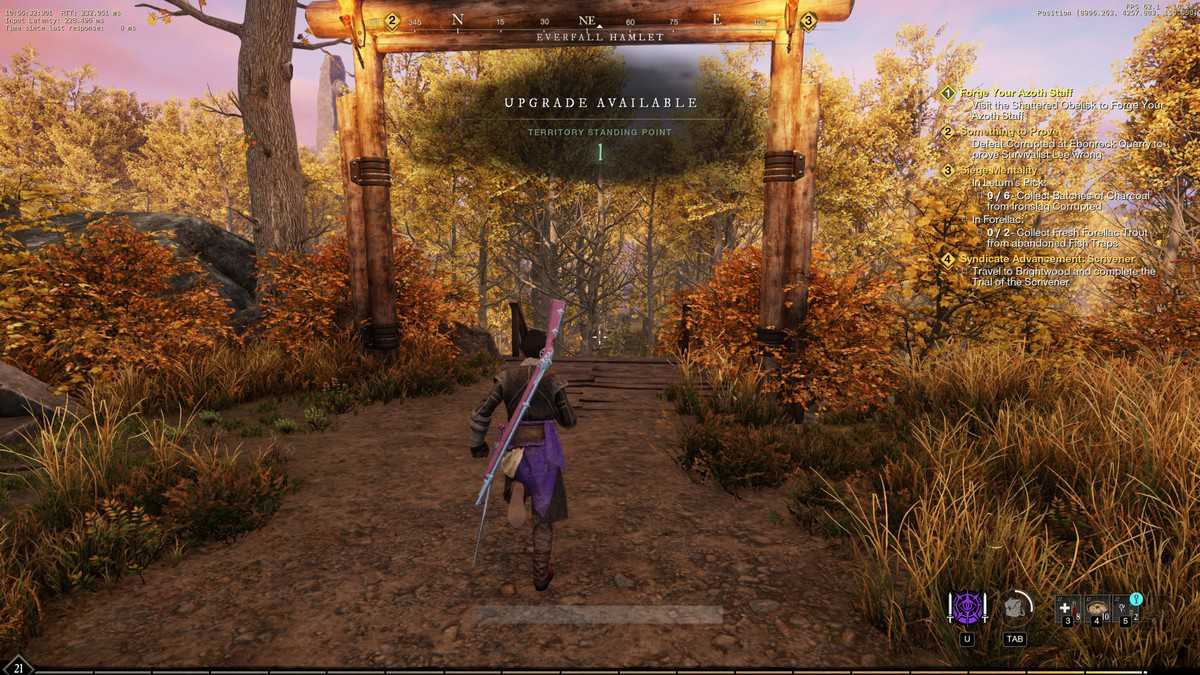 How to Level Up Fast in New World