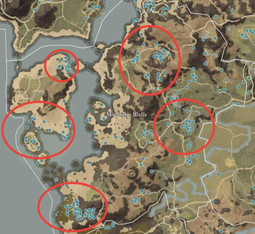Where To Find Yeast in New World