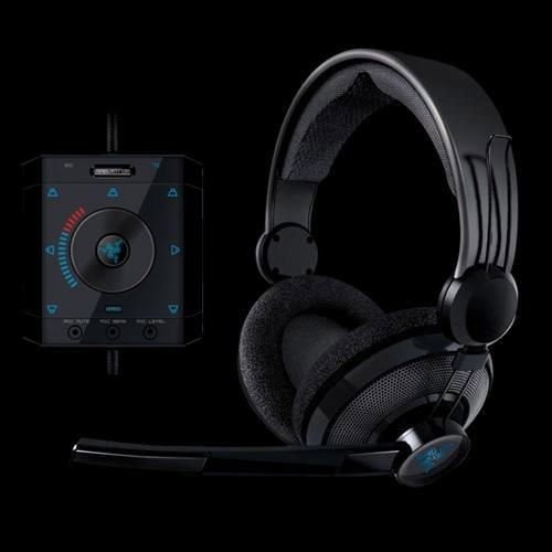 Razer Megalodon 7.1 Stimulated Surround Sound Gaming Headset